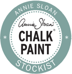 Old white Chalk Paint(tm)